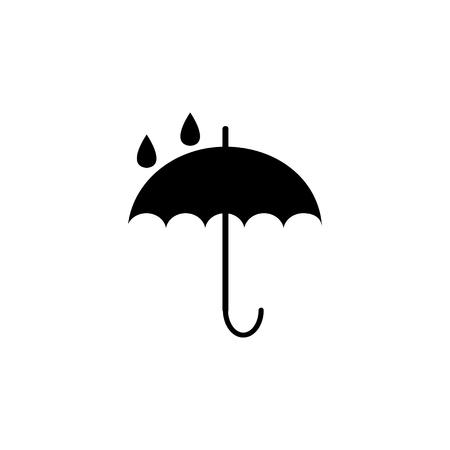 Umbrella icon. vector illustration