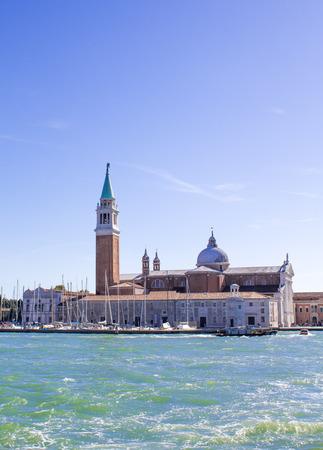 San Giorgio Maggiore (island) Stock Photo