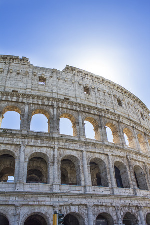 Colosseum in in Rome