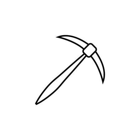 pickaxe icon Ilustração