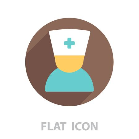 doctor icon. vector illustration