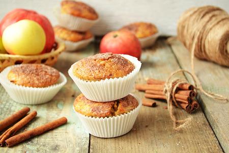 apple tart: Apple Cinnamon Muffins