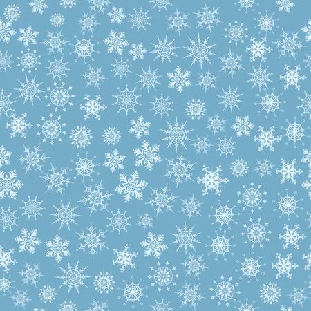 cristmas: illustration of snowflakes