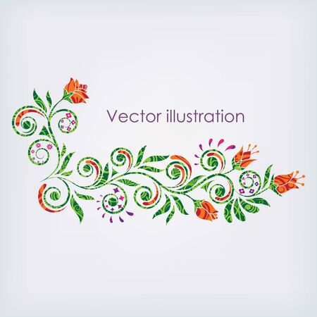 Vector illustration of a pattern Vector