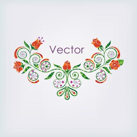 illustration of a pattern Vector