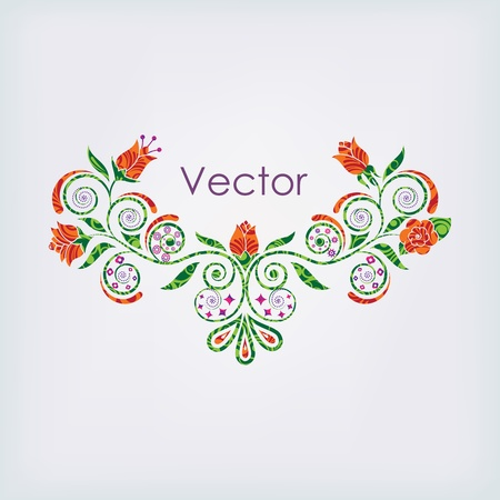 illustration of a pattern Vector