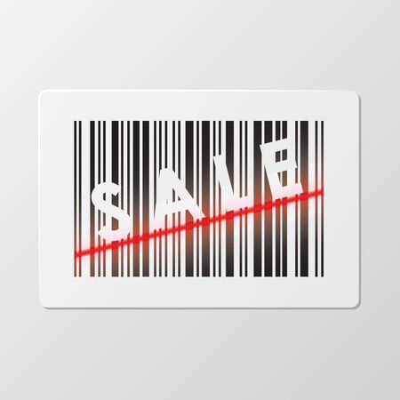illustration of barcode Stock Vector - 13313688