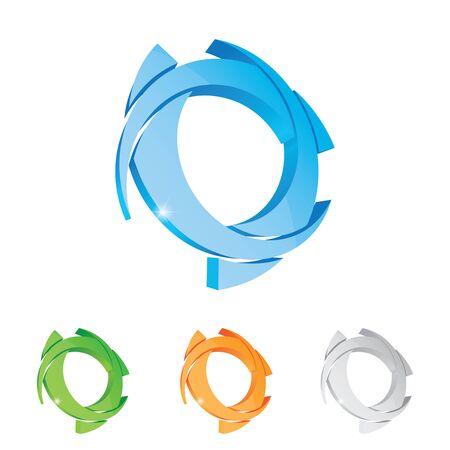 illustration logotype Stock Vector - 13569489