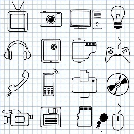 electrical part:  images on electronics
