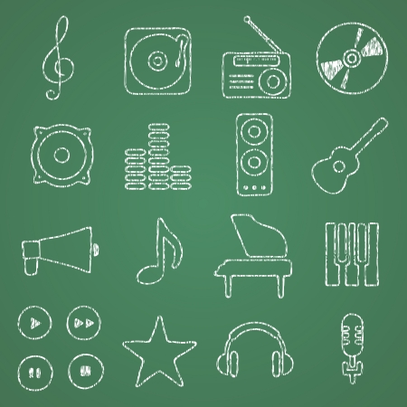 images on music Vector