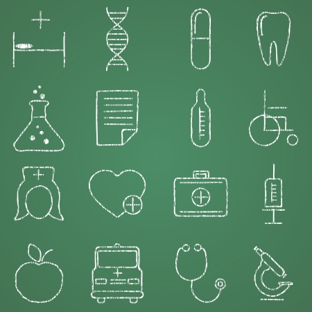 images on medicine Stock Vector - 16196118