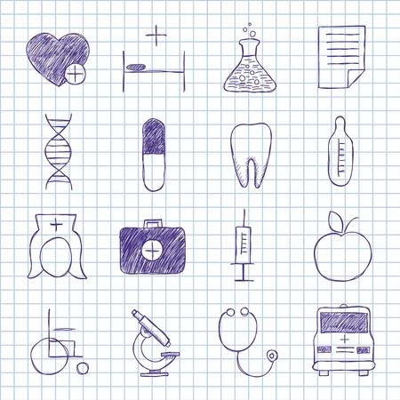 beelden op de geneeskunde