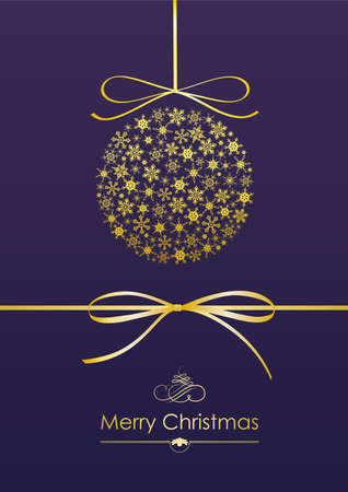 background on the new year Stock Vector - 16659324