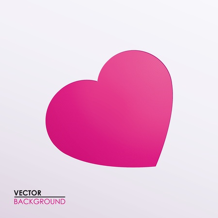 illustration of a heart Stock Vector - 17189267
