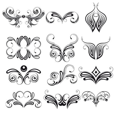Gothic style:  design elements
