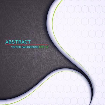 Vector illustratie van abstracte achtergrond