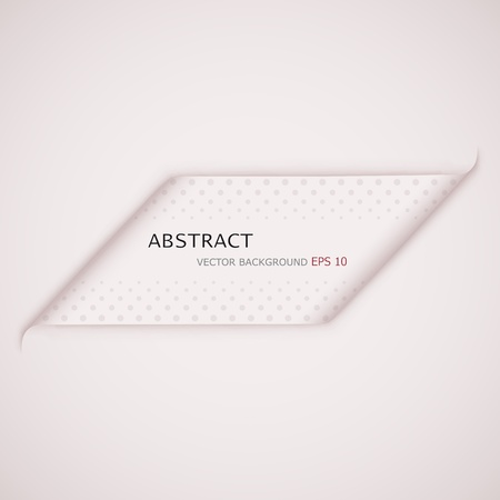 Vector illustration of abstract background Stok Fotoğraf - 19715906