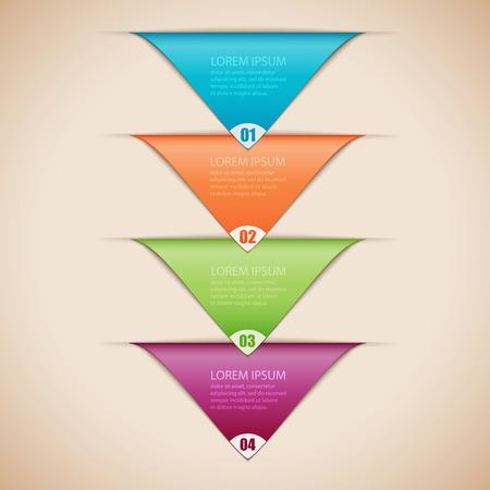 Vector illustration infographics