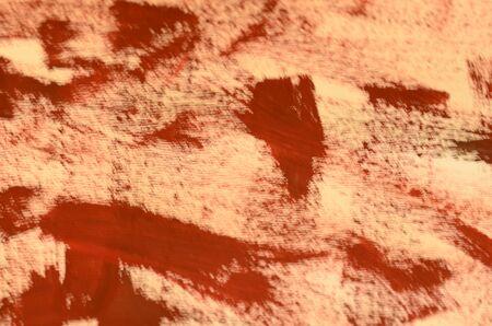 multi layered: Hand painted  multi layered and blurry dark red background