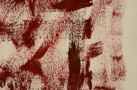 multi layered: Hand painted  multi layered dark red background