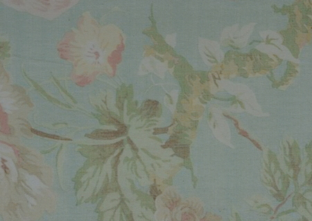 jacobean: Vintage Floral Grunge Tapestry Scrapbook Background. For scrapbooking and design. Stock Photo