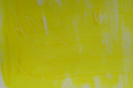 multilayered: Hand painted multi-layered and blurry yellow background with scratches Stock Photo