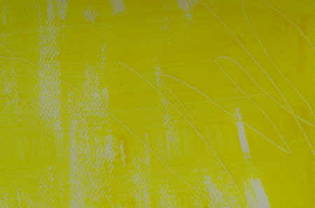 multilayered: Hand painted multi-layered yellow background with scratches Stock Photo