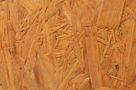 osb: Pressed Wooden Panel (OSB) For Building. Seamless Tileable Texture