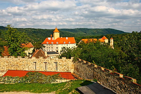 altstadt: Burg Veveri