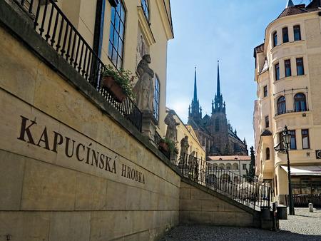 altstadt: Capuchin crypt