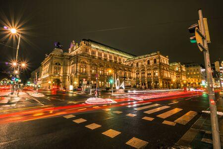 tramway: State Opera of Austria in Vienna Editorial