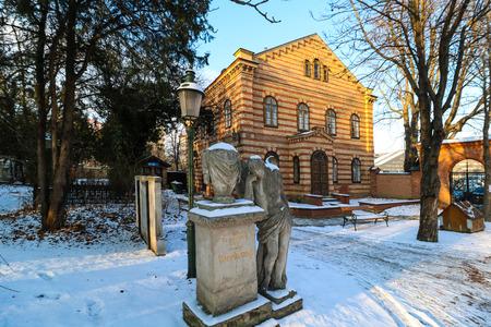 amadeus: St. Marx cemetery in Vienna