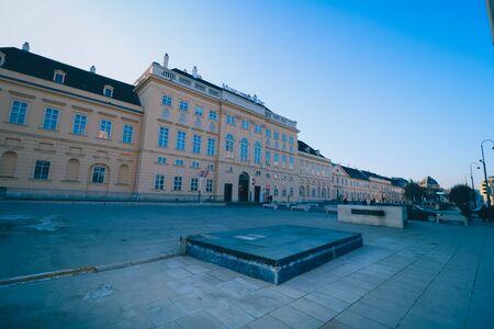 MuseumsQuartier MUQA of Vienna Editorial