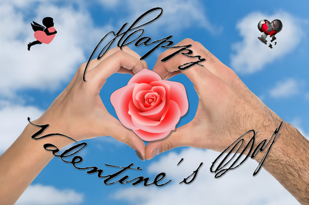 Happy Valentine? ? ? s Day!