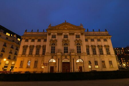 ministry: Palais Trautson Vienna - Ministry of Justice