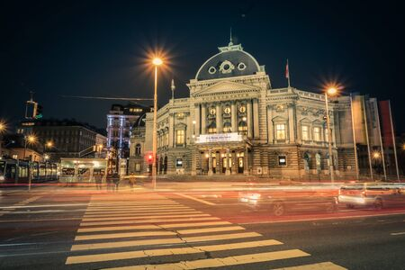 bourgeoisie: National Theatre Vienna