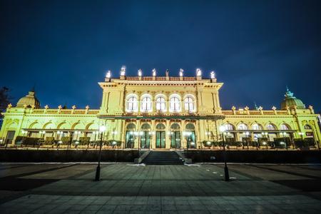 City Park of Vienna - Kursalon