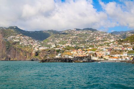 South coast of Madeira