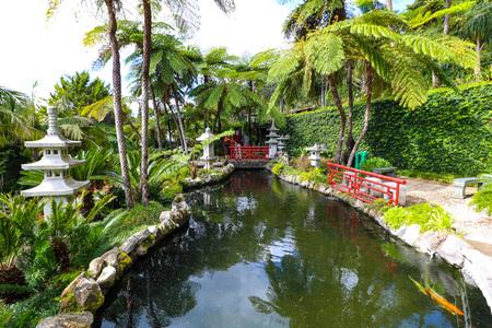 Jardim Tropical Garden Monte Palace