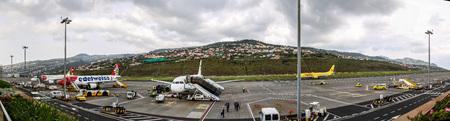 Airport Madeira Cristiano Ronaldo