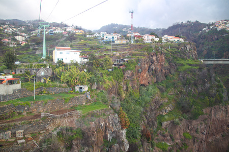 inner tube: Cable Car from Funchal to Monte, Madeira