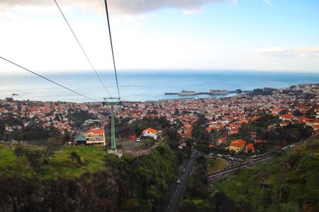 Kabelbaan van Funchal naar Monte, Madeira