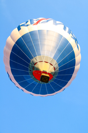 Hot air balloon meeting in Brno, Czech Republic Editorial
