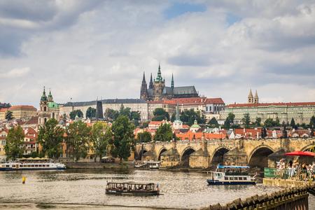 Old Town of Prague, Czech Republic Sajtókép