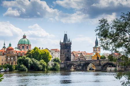 Old Town of Prague, Czech Republic Editorial