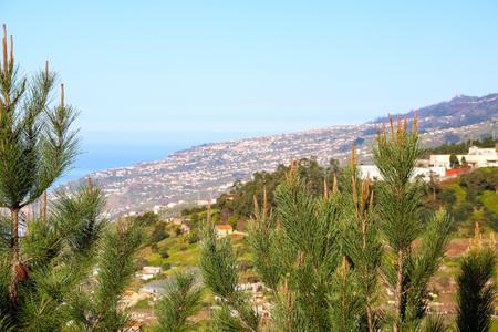Cabo Girà £ o on the south coast of Madeira Island, Portugal
