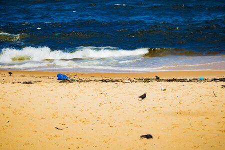 Vermelha Beach in summer, Rio de Janeiro, Brazil