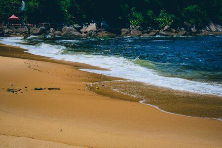 Vermelha Beach in summer, Rio de Janeiro, Brazil Standard-Bild - 146874645
