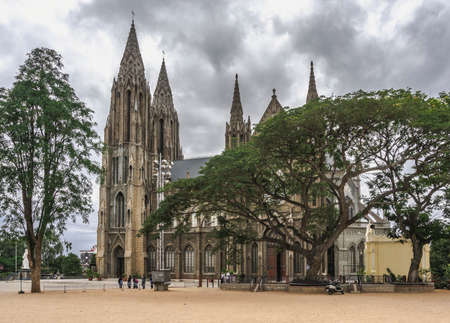 Cathedral of Saint Philomenas in Mysore