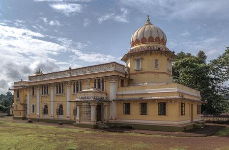 Sri Pandurang Mandir Temple, located in Vithalwadi, Sankuelim. This temple is dedicated to Lord Vital, the incarnation of Lord Vishnu.